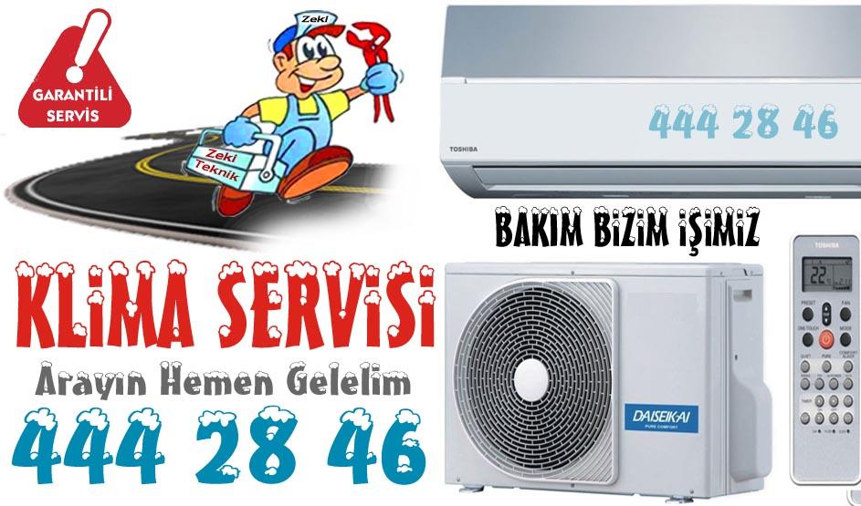 Klima Bakım / Temizleme Servisi Tunalı Çankaya / Ankara